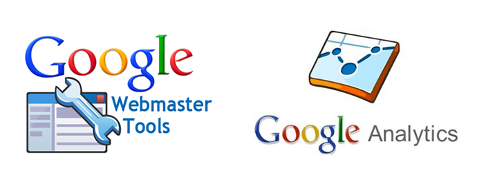 Google Webmestereszközök - Analytics