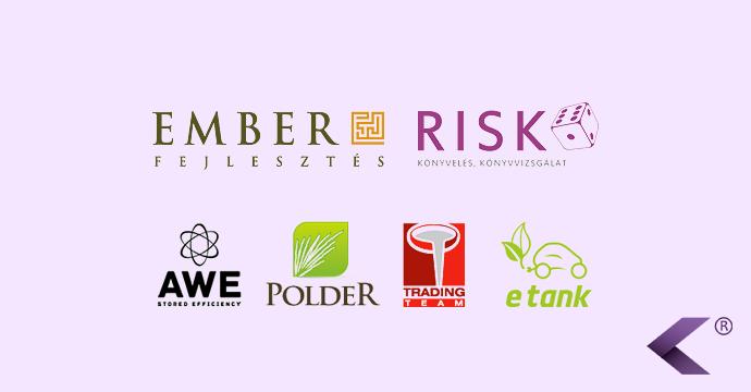 Webshark logo minták betűtípusra