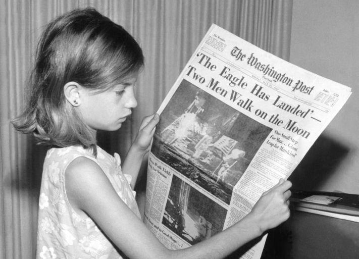 Hajtás felett a nyomtatott sajtó korában