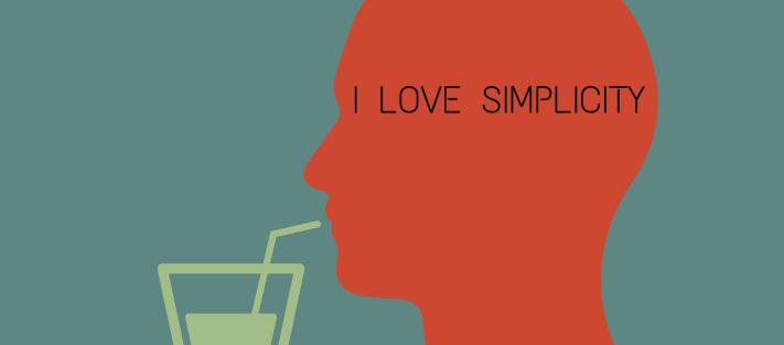 egyszerű webdesign
