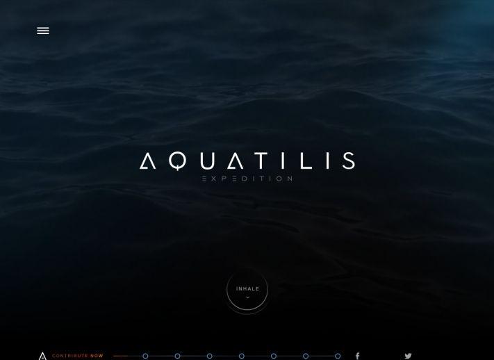 aquatilis-egyoldalas-weboldal
