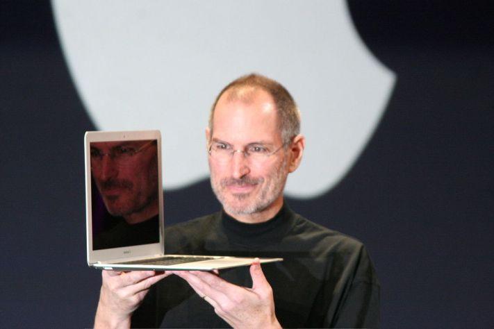 Steve Jobs (Forrás: http://commons.wikimedia.org/)