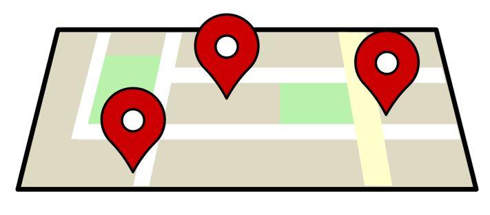 térképes találatok