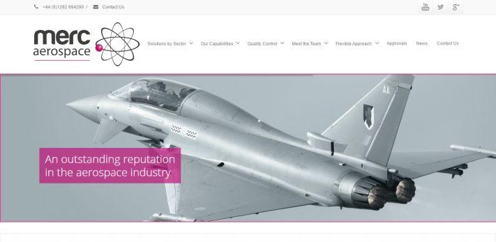 www.mercaerospace.co.uk