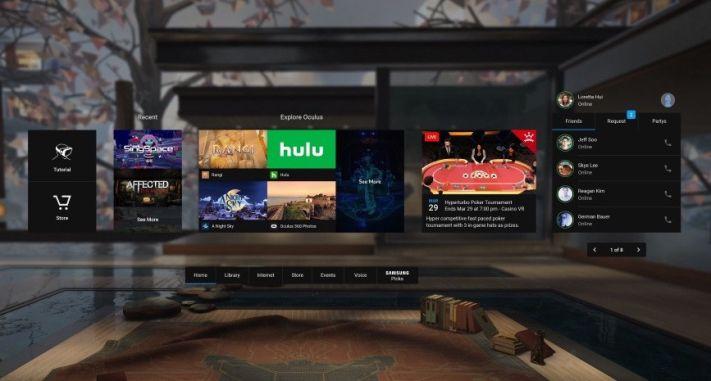 A Hulu és a virtuális valóság